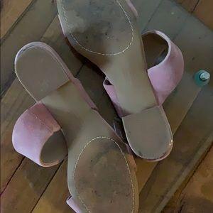 Steve Madden Shoes - Pale Pink Sandals